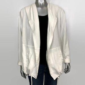 Anthropologie Postmark Open Front Hoodie Jacket S